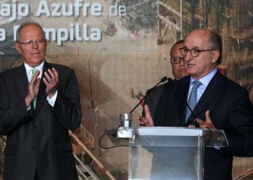 Repsol inaugura en Perú una refinería de diésel bajo en azufre