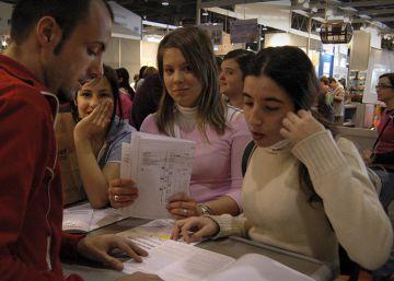 ¿Estudian los españoles las carreras con mayores tasas de empleo?