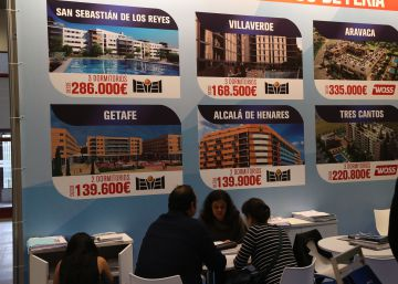 La feria inmobiliaria de Barcelona abre sus puertas con 312 expositores