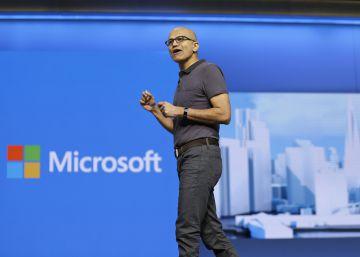 Microsoft registra un sólido crecimiento en la computación en la 'nube'