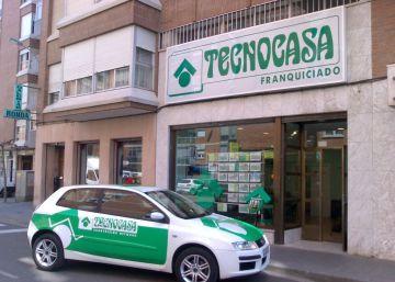La agencia Tecnocasa vende hipotecas a través de Kiron.