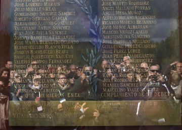 Iberdrola reconoce a las víctimas del embalse de Monfragüe