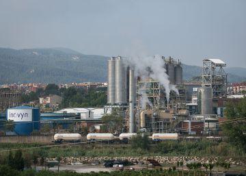 La industria química exportará un 48% más en 2017 que una década antes