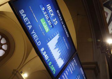 El Ibex celebra el fin del bloqueo político con un avance del 1,27%
