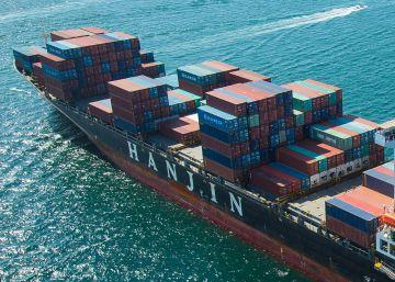La naviera Hanjin liquidará las operaciones en Europa