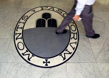 El banco Monte dei Paschi recortará 2.600 empleos y cerrará 500 oficinas