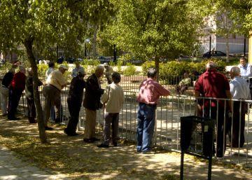 El gasto en pensiones crece hasta los 8.576 millones en octubre y marca un nuevo récord