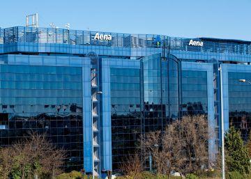 Aena gana un 48% más por el aumento de tráfico y los extraordinarios
