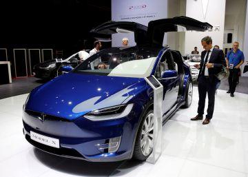 Tesla vuelve a ganar dinero tras registrar ventas récord