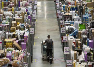 Amazon contratará en Madrid a 1.000 personas para Navidad