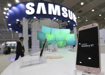 El fiasco del Galaxy Note 7 merma las cuentas de Samsung