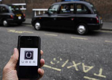 La justicia británica reconoce a los conductores de Uber como empleados de la firma