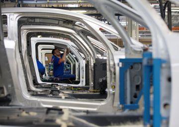 La economía europea sigue sin hallar la fórmula del crecimiento robusto