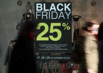 Spain's retail sector sets its sights on another record Black Friday