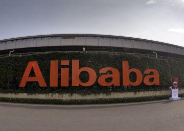 Las ventas de Alibaba aumentan un 55% en el tercer trimestre