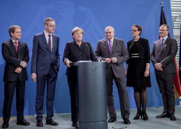 Los 'cinco sabios' alemanes reprochan a Merkel la falta de reformas