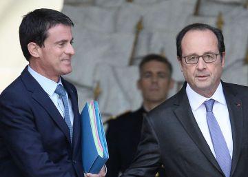 Francia crecerá menos este año por los atentados y las huelgas