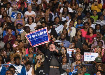 El 'efecto Trump': una inusual volatilidad electoral llega a Wall Street