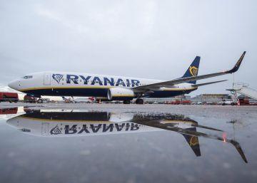 Los beneficios de Ryanair suben un 7% en seis meses hasta los 1.168 millones