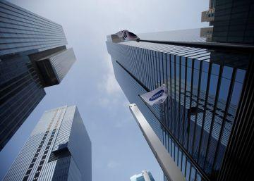 La fiscalía surcoreana investiga a Samsung por tráfico de influencias