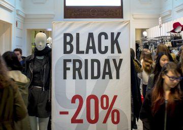 Las ventas del Black Friday y el Cyber Monday crecerán un 13% en España