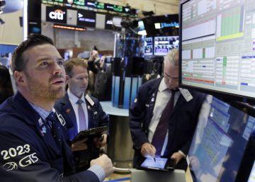 Wall Street confía en la victoria de Hillary Clinton