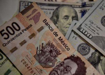 El peso mexicano esquiva el golpe durante la toma de posesión de Donald Trump