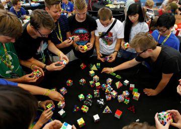 El cubo de Rubik pierde su marca registrada en los tribunales europeos