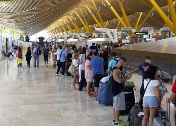 Un nuevo sistema electrónico agilizará la devolución del IVA a viajeros y turistas