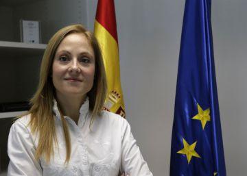 Irene Garrido, secretaria de Estado de Economía y Emma Navarro, del Tesoro