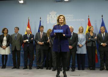 El expresidente del Constitucional, Rodríguez-Piñero, entre los expertos de la comisión de contratos