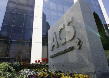 ACS redujo su deuda casi en una tercera parte en el último año