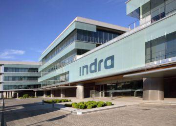 Indra sale de pérdidas en los primeros nueve meses
