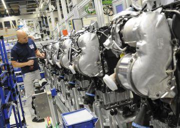 La economía alemana ralentiza su crecimiento al 0,2% el tercer trimestre