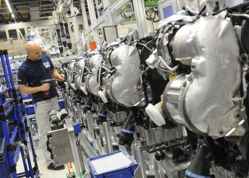 Alemania flaquea con una inesperada caída de las exportaciones