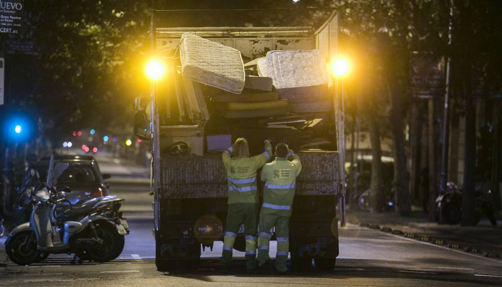 Muebles Viejos Barcelona : Fcc falseó datos de la basura para defraudar euros