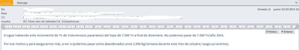 FCC falseó datos de la basura para defraudar 800.000 euros a Barcelona