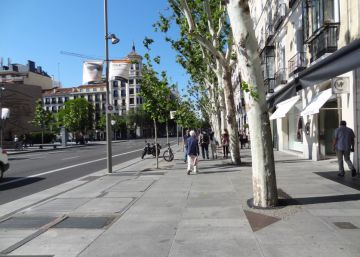 La calle Serrano de Madrid, la más cara para comprar vivienda