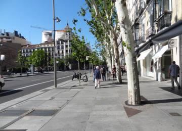 La calle serrano de madrid la m s cara para comprar - Calle serrano 55 madrid ...