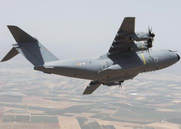 Defensa recibe su primer A400M