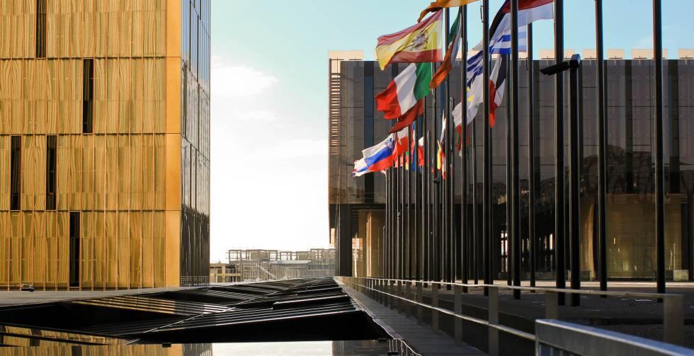 Sede del Tribunal de Justicia Europeo en Luxemburgo. Flickr