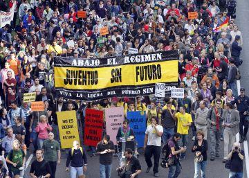 """""""¡No future!"""": no es país para jóvenes"""