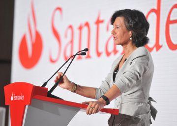 Multa de un millón de euros al Santander porque Banesto incumplió la ley contra el blanqueo