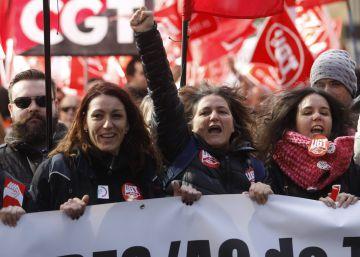 Los sindicatos cifran en un 70% el seguimiento de la huelga de teleoperadores