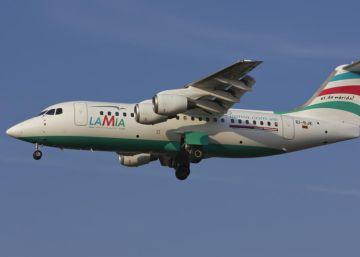 Así es Lamia, la aerolínea que transportaba al Chapecoense
