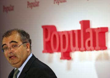La CNMV abre una investigación sobre la especulación bursátil sobre el Popular