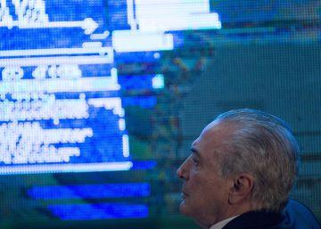 La economía brasileña cae un 2,9% en el último año