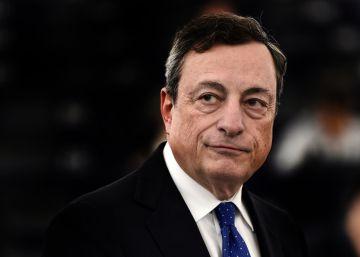 La verdad de Draghi, entre bambalinas