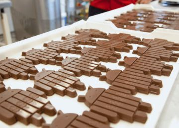 Nestlé reducirá el azúcar de sus chocolates un 40% sin afectar al sabor