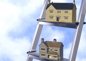 El comprador de vivienda se hace mayor